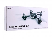 Hubsan x4 H107L caja