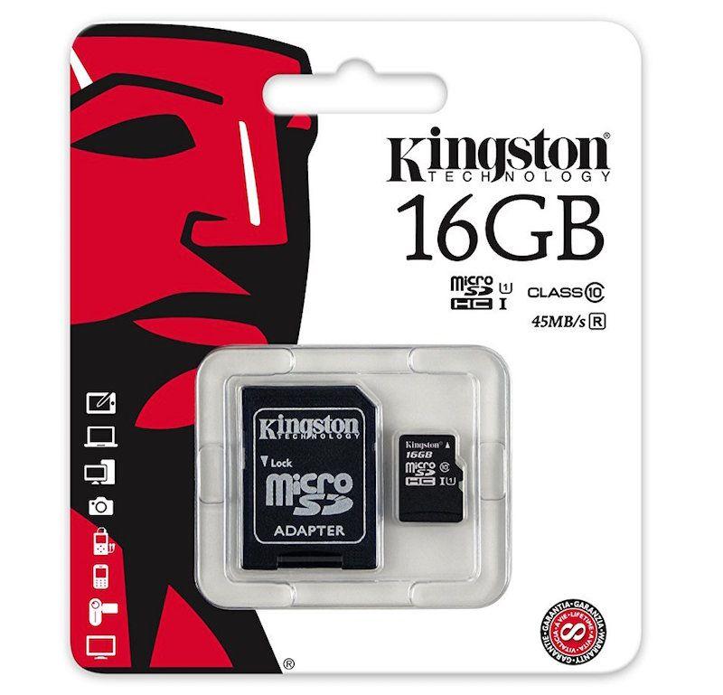 tarjetas de memoria 16gb micro sd