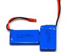 Baterías para drones JJRC V686 Wltoys Q222