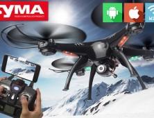 drone syma x5sw fpv