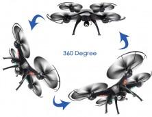 drone syma x5sw fpv acrobacias