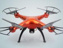 drone syma x5sw fpv tiempo real