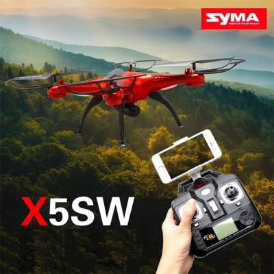 drone syma x5sw fpv video en directo móvil