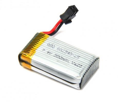 Bateria jjrc h8d h8c 500mah