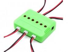 cargador mu¦ültiple bateri¦üas jjrc v686