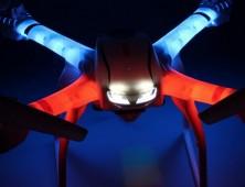 drone grande mjx x101 luces