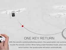 drone mjx x101 boto¦ün de retorno
