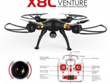 drone syma x8c negro 2mp