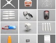 drone-syma-x8c-piezas