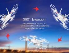 drone syma x8c piruetas y acrobacias