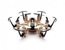mini drone jjrc h20 dorado