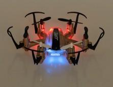 mini drone jjrc h20 luces