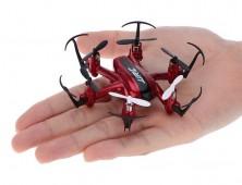 mini drone jjrc h20 rojo taman¦âo