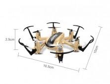 mini drone jjrc h20 taman¦âo dorado