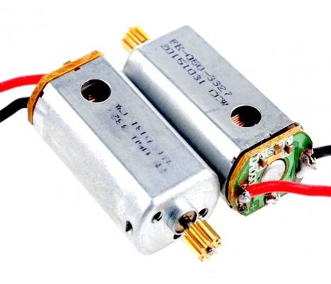 Motores para el drone MJX X101