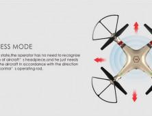 Drone Syma X8HC X8HW Headless