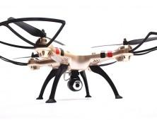 Drone Syma X8HC X8HW wifi