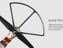 Drone Syma X8HC con protectores