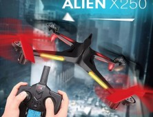 Drone XK Alien X250 con return y modo Headless