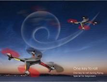 Drone XK Alien X250 looping y barómetro