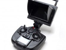 Drone XK Alien X250 pantalla FPV HD