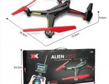 Drone XK Alien X250 video en directo