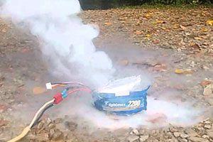 Uso y cuidado de baterías para drones Li-Po