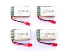 4 Baterías Syma X5HC X5HW