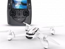 Drone Hubsan X4 H502S, con barómetro, GPS, followme o sígueme y aterrizaje automático