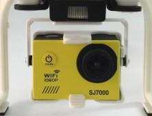 Adaptador para GoPro Drones MJX: UAV con Wi-Fi