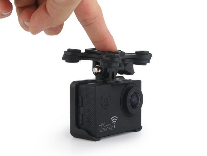 Adaptador camara GoPro para Drones Syma X8