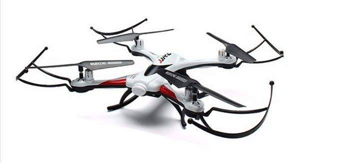 Drone JJRC H31 multicoptero color blanco