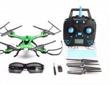 Drone JJRC H31 pack del UAV
