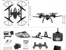 drone-jxd-506g-pack-del-multicoptero