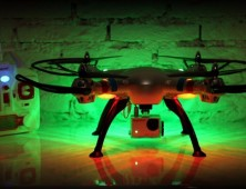 drone-syma-x8hg-leds-vuelo-nocturno