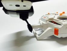 Adaptador para smartphone Drones MJX: multicoptero con FPV