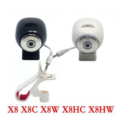 Camara Wifi Syma X8C, X8W, X8HC, X8HW syma españa madrid fpv