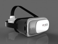 Gafas Realidad Virtual VR Box: Frontal