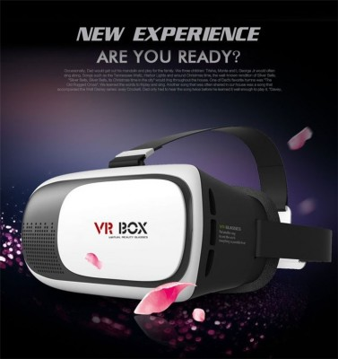 Gafas Realidad Virtual VR Box: Portada