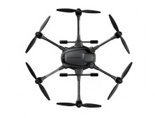 Drone Yuneec H Typhoon 4K pro Intel Rea Sense dron profesional yuneec españa