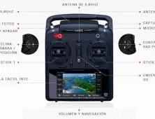 Drone Yuneec Q500 Typhoon control remoto yuneec españa drone profesional