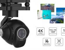 Drone Yuneec Typhoon H 4K pro Intel Rea Sense CG03+ yuneec españa
