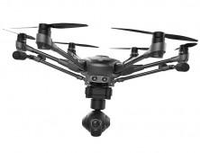Drone Yuneec Typhoon H 4K pro Intel Rea Sense Control ST16 dron profesional yuneec españa