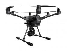 Drone Yuneec Typhoon H 4K pro Intel Real Sense dron yuneec españa profesional