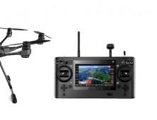 Drone Yuneec Typhoon H 4K pro Intel Real Sense Control ST16 pack dron profesional yuneec españa
