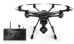 Drone Yuneec Typhoon H 4k intel RealSense yuneec españa