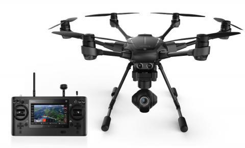 Drone Yuneec Typhoon H 4k intel RealSense