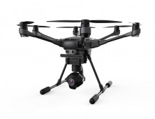 Drone Yuneec Typhoon H Intel Real Sense 4K Control ST16 dron profesional yuneec españa
