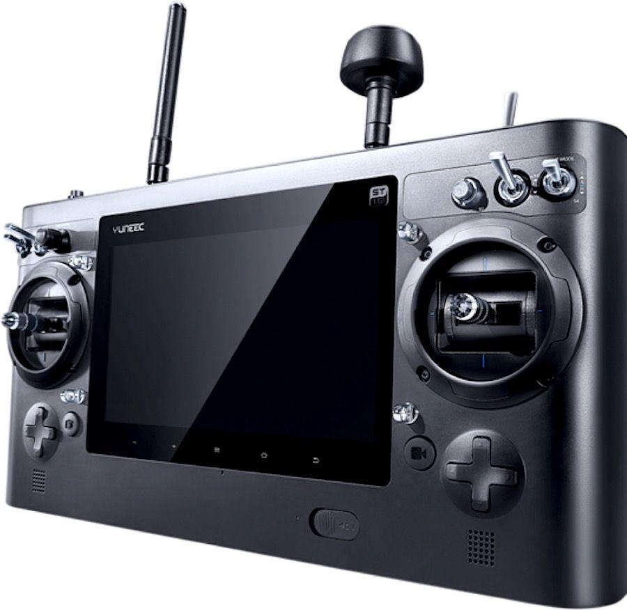 Drone profesional Yuneec Typhoon H 4K pro Intel Real Sense Control ST16