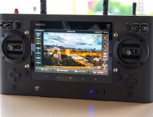 Yuneec Typhoon H 4K pro Intel Real Sense Control ST16 dron profesional yuneec españa